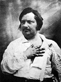 image of Honoré de Balzac