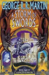 book cover of A Storm of Swords by George Martin