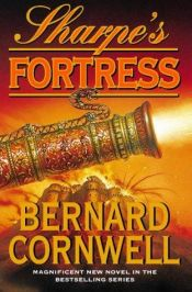 book cover of Sharpes Festung by Bernard Cornwell
