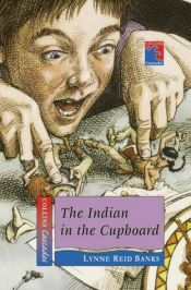 book cover of The Indian in the Cupboard by Lynne Reid Banks