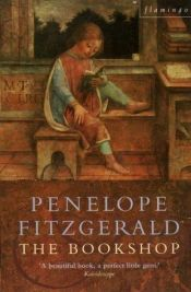 book cover of The Bookshop by Penelope Fitzgerald
