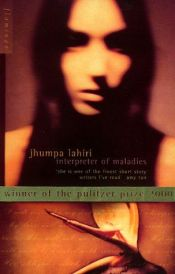 book cover of Interpreter of Maladies by Jhumpa Lahiri