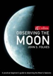 book cover of Observing the Moon by J.S. Folkes