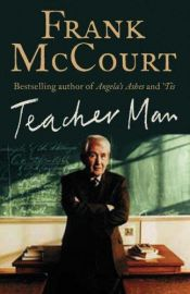 book cover of Teacher Man by Frank McCourt