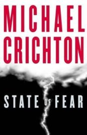 book cover of State of Fear by Michael Crichton