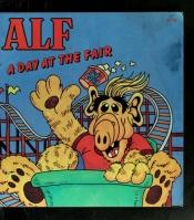 book cover of Alf A Day At The Fair by Johnson Hill