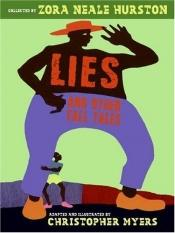 book cover of Lies and Other Tall Tales by Zora Neale Hurston
