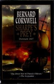 book cover of Sharpes Beute by Bernard Cornwell