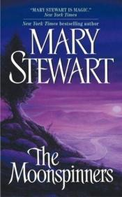 book cover of The Moon-Spinners by Mary Stewart