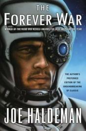 book cover of The Forever War by Joe Haldeman