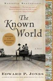 book cover of The Known World by Edward Jones