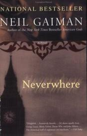 book cover of Niemandsland (Neverwhere) by Neil Gaiman