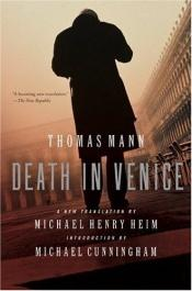 book cover of Smrt v Benetkah by Thomas Mann