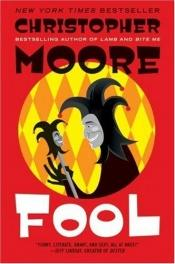 book cover of fool by Christopher Moore