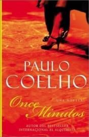 book cover of Eleven Minutes by Paulo Coelho
