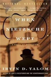 book cover of När Nietzsche Grät by Irvin Yalom