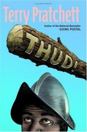 book cover of Thud!: A Novel of Discworld by Terry Pratchett