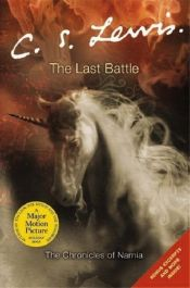 book cover of The Last Battle by C. S. Lewis