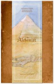book cover of Az alkimista by Paulo Coelho