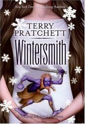 book cover of Wintersmith by Terry Pratchett