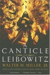 book cover of A Canticle for Leibowitz by Walter M. Miller, Jr.