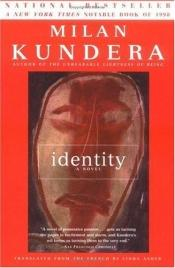 book cover of Identity by Milan Kundera