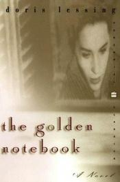 book cover of The Golden Notebook by Doris Lessing