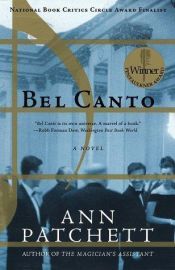 book cover of Bel Canto by Ann Patchett