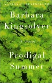 book cover of Prodigal Summer by Barbara Kingsolver