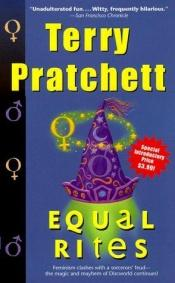 book cover of Den ottende datter by Terry Pratchett