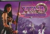 book cover of Xena: Warrior Princess: Postcard Book by Universal Studios Home Entertainment (Firm)