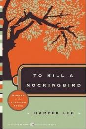 book cover of To Kill a Mockingbird by Harper Lee