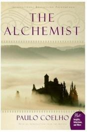 book cover of Alchemik by Paulo Coelho