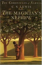 book cover of The Magician's Nephew by C. S. Lewis