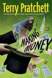book cover of Making Money by Terry Pratchett