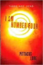 book cover of I Am Number Four by Pittacus Lore