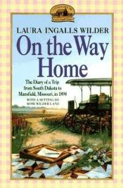 book cover of On the Way Home by Laura Ingalls Wilder