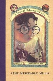 book cover of Tartak tortur by Lemony Snicket