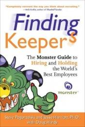 book cover of Finding keepers by Steve Pogorzelski