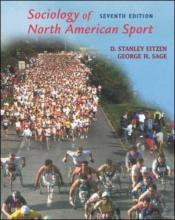 book cover of Sociology of North American Sport with PowerWeb by D.Stanley Eitzen