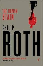 book cover of The Human Stain by Philip Roth