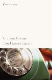 book cover of The Human Factor by Graham Greene
