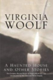 book cover of A Haunted House and Other Short Stories by Virginia Woolf