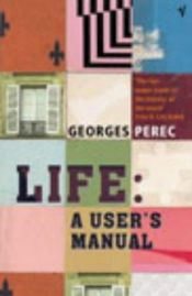 book cover of Life a User's Manual by Žorž Perek