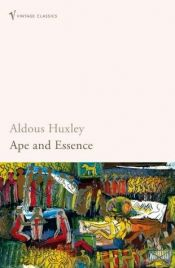 book cover of O Macaco e a Essência by Aldous Huxley
