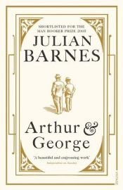 book cover of Arthur & George by 朱利安·巴恩斯