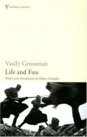 book cover of Life and Fate by Vasily Grossman
