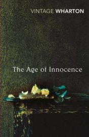 book cover of The Age of Innocence by Edith Wharton