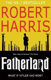 book cover of Fatherland by Robert Harris