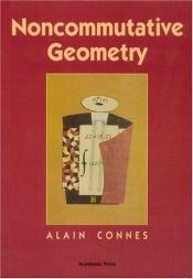 book cover of Noncommutative geometry by Alain Connes